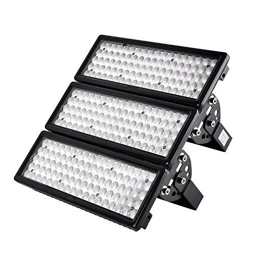 Viugreum Led Strahler Außen 300W, 30000LM, IP67 Wasserdicht LED Außenstrahler, ideale Außenbeleuchtung für Garten, Garage Oder Sportplatz