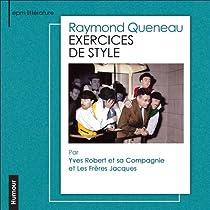 Audible版 Exercices De Style Raymond Queneau Audible Co Jp