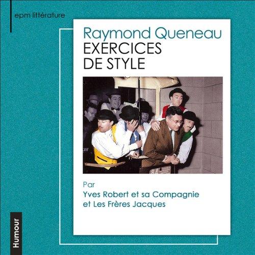 Couverture de Exercices de style