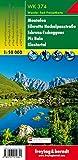 WK 374 Montafon - Silvretta Hochalpenstraße - Schruns-Tschagguns - Piz Buin - Klostertal, Wanderkarte 1:50.000 - Freytag-Berndt und Artaria KG