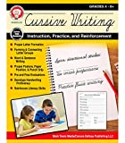 Mark Twain Cursive Writing Book―Grades 4-9 Handwriting Workbook, Letter and Letter Group Formations, Word and Sentence Writing Practice and Assessments (64 pgs)