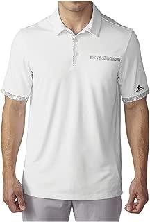 adidas Golf Men's Climachill Camo Pocket Polo