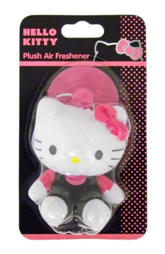 Hello Kitty 26207 Lufterfrischer aus Plüsch, 3D-Design
