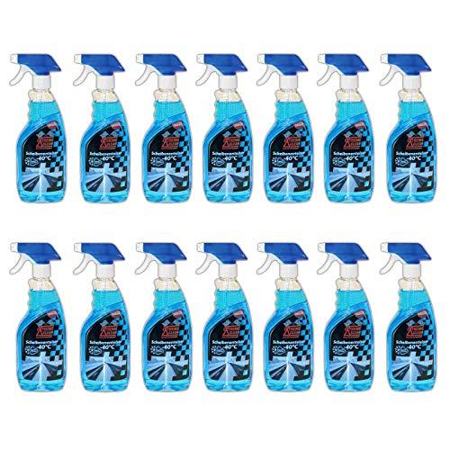 14x 500 ml Scheibenenteiser Spray Auto KFZ Enteiserspray Scheiben Enteiser