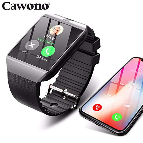 Bluetooth Smart Watch Smartwatch DZ09 Android Phone Call Relogio 2G GSM SIM TF Card Camera for iPhone Samsung Huawei PK GT08 A1 Gift Idea for Girl Woman Teen Men