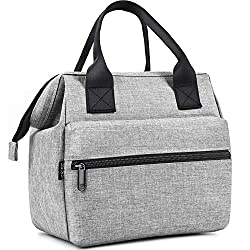 women's work bag with lunch compartment