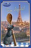 Disney Ratatouille Poster–Remy Bon Apetit–New