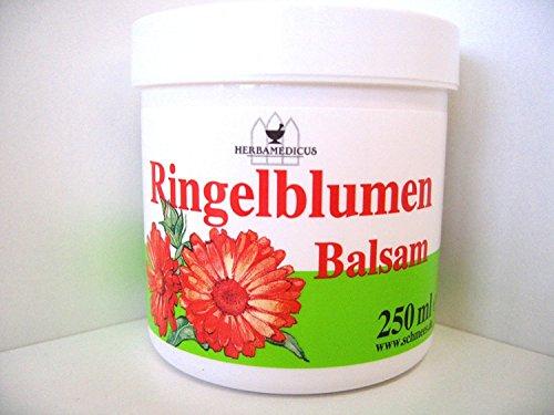 HERBAMEDICUS Hautbalsam Ringelblume, 250 ml Creme