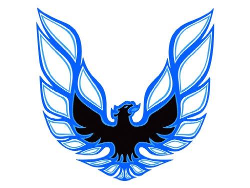 1978 Pontiac Trans Am Decals & Stripes Kits - Blue