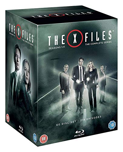The X-Files Complete Series - Seasons 1-11 [Blu-ray]