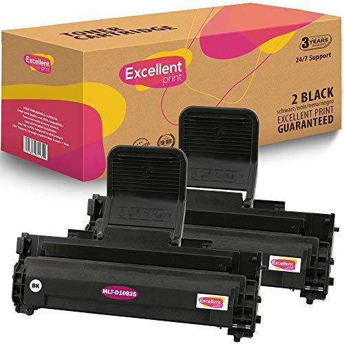 Excellent Print MLT-D1082S Compatible Cartucho de Toner para Samsung ML-1640 ML-2240 ML-1642 ML-2241