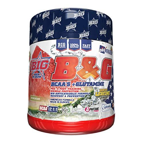 Big B&G Bcaas 12:1:1 con Glutamina Coyac Explosive 400G 500 g