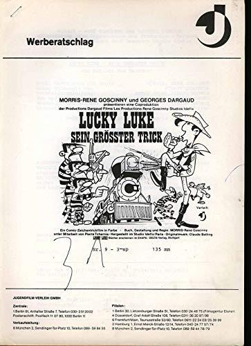 Lucky Luke - Sein grösster Trick - Werberatschlag