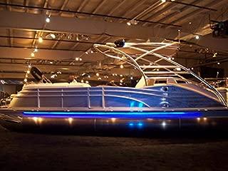 CH - Blue Boat Lights - Under Deck Pontoon Light/Pleasure Boat Accent LED Lights - Interior or Exterior 12V 12 Volt DC