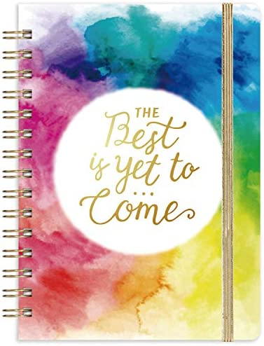 Journal Ruled Notebook Ruled Journal with Premium Thick Paper 6 4 x 8 5 Hardcover with Back product image