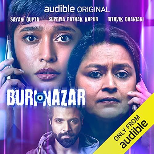 Buri Nazar cover art