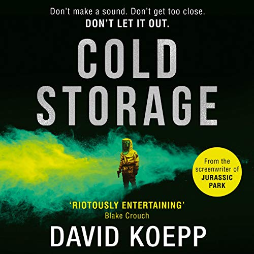 Cold Storage audiobook cover art