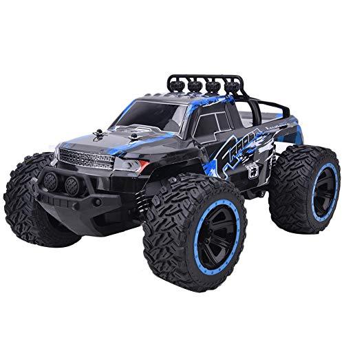 1:12 RC Racing Crawler Car,2.4GHz All Terrain Toys Coche de control remoto de alta velocidad,Monster Truck eléctrico todoterreno 4x4, para niños y adultos Juguetes eléctricos,USB recargable,700mAh
