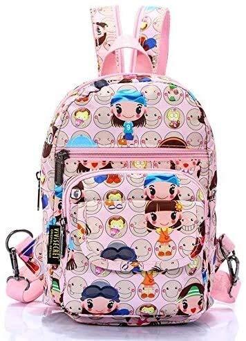 Social Liuzi - Mochila para niños de 3 a 6 años de edad para el pecho de los niños de 3 a 6 años de edad, mochila multifunción, bolsa de viaje social Liuzi (color 8)