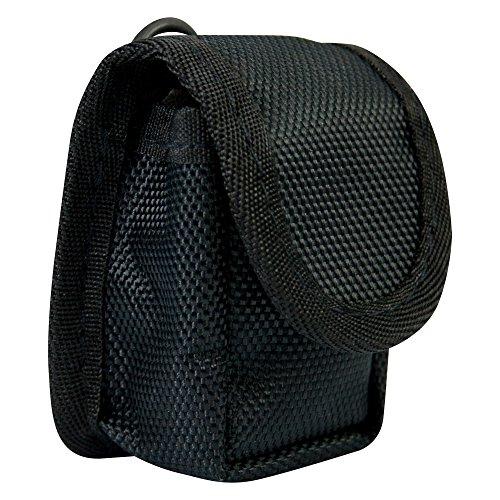 Nylontasche für Fingerpulsoximeter 7,5 x 5,5 x 4,5 cm, Farben:Schwarz