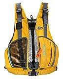 MTI Adventurewear Atlas High Buoyancy PFD Life Jacket, Mango, X-Small/Small
