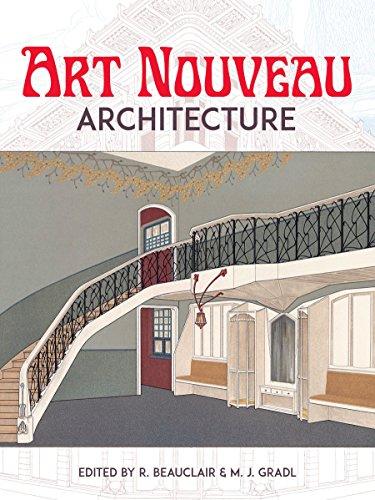 Art Nouveau Architecture (Dover Books on Architecure)