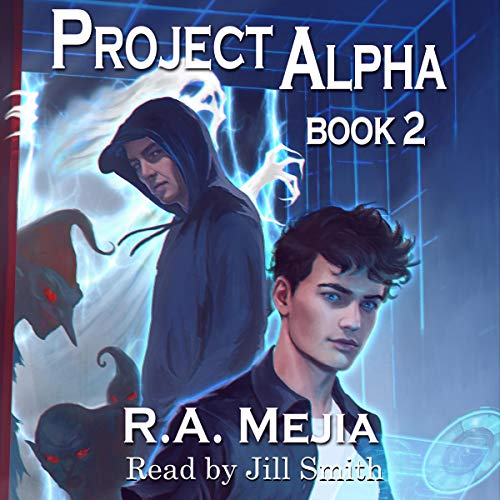 Project Alpha: Book 2 cover art