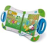 VTech - MagiBook Starter Pack Vert, Livre Interactif enfant - Version FR