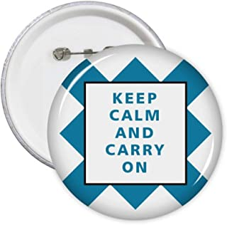 Lot de 5 badges avec inscription en anglais « Conservation des émotions »