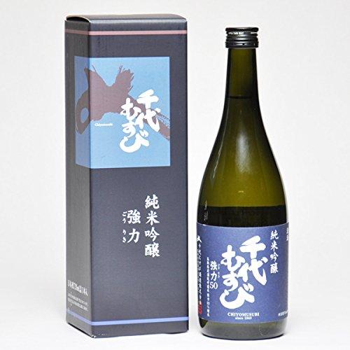 千代むすび 純米吟醸 強力 ごうりき 50 720ml 箱入 日本酒 鳥取 地酒