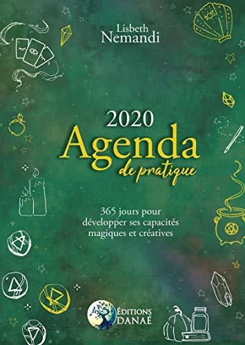 Agenda de pratique 2020