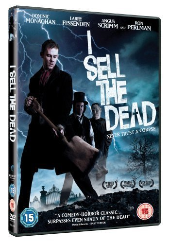 I Sell the Dead [Region 2] by Ron Perlman
