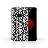 Stuff4 Phone Case for ZTE Nubia Z11 Mini Black Fashion