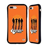 Head Case Designs Oficial A Clockwork Orange Bratchny Key Art Carcasa híbrida Compatible con Apple iPhone 7 Plus/iPhone 8 Plus