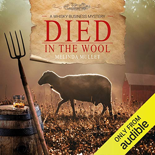 Died in the Wool audiobook cover art