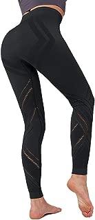 Yying Leggings Sin Costuras Pantalones Yoga Cintura Alta Workout Gym Leggings Scrunch Butt Leggings Gradient Sport Yoga Leggings