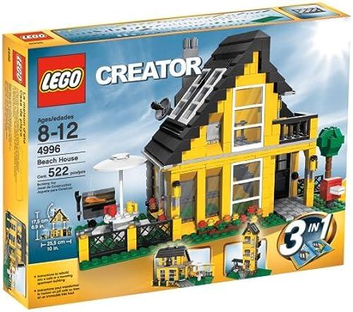 envío rápido en todo el mundo LEGO Creator Creator Creator Beach House (4996)  últimos estilos