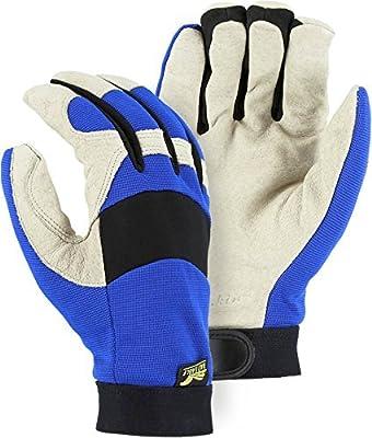 Majestic 2152TW Bald Eagle Thinsulate Lined Pigskin Mechanics Gloves Waterproof