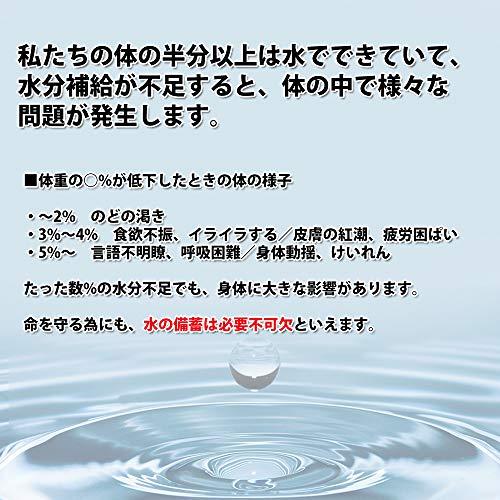 ジャパン・ミネラル『カムイワッカ麗水15年保存水500ml』