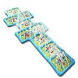 Oulian Splash Pad Wasserspielzeug, Sprinkler Play Matte Sprinkler Wasser-Spielmatte Splash Play Matte, Outdoor Sommer Garten Wasser Spielzeug Baby Pool Pad Spritzen für Baby, Kinder, Haustiere