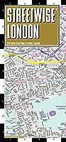 Streetwise London Map: City Center Street Map of London, England (Streetwise Maps)