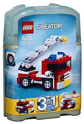 LEGO Creator 6911 - Mini Camion dei Pompieri