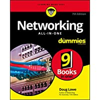 Networking All-in-One For Dummies ($17 Value)