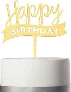 dj birthday cake toppers