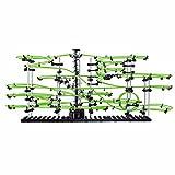 RCTecnic Circuito de Canicas Spacerail (Advance Version) | Juguete Kit para Montar Pista de Canicas Stem Toys 488 Piezas | Juegos Educativos Ciencia para Niños