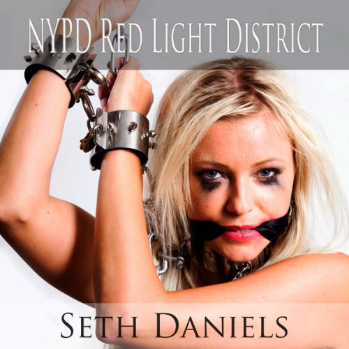 NYPD Red Light District audiobook cover art