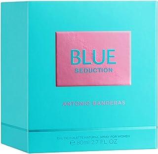 Best Blue Seduction For Women by Antonio Banderas Eau De Toilette Spray, 3.4-Ounce Review