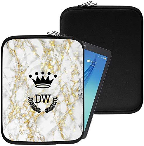 Personalisiert Marmor Neopren Tablethülle Case Tasche (88) für Huawei Honor T1 7.0 (7