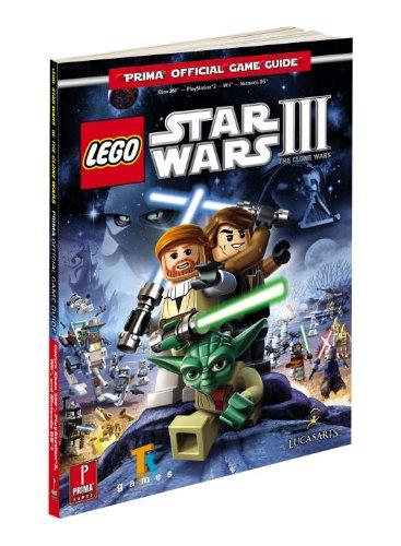 PRIMA Games Lego Star Wars III: The Clone Wars Strategy Guide