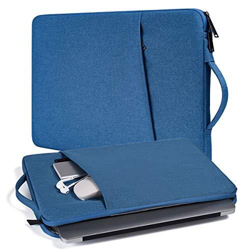 Laptop-Tasche für 39,6 cm (15,6 Zoll), kompatibel mit Acer Aspire 5 E 15 Predator Helios 300, Lenovo IdeaPad Thinkpad E590 15,6 Zoll, Dell Inspiron 15, ASUS LG HP & den meisten Zoll Notebooks.